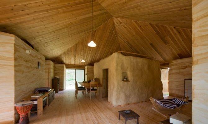 Straw Bale Home Designs Ideas Plans Blueprints