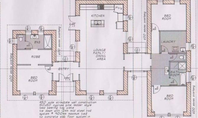 Straw Bale House Design Plans