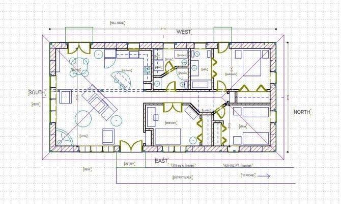 Straw Bale House Plan Balewatchcom