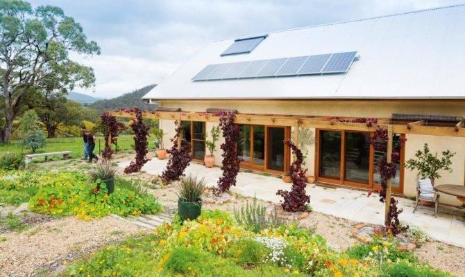 Straw Bale House Plans Australia Grand Designs