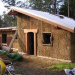 Strawbale Construction Inspirational Village