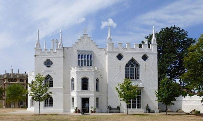 Strawberry Hill East Front