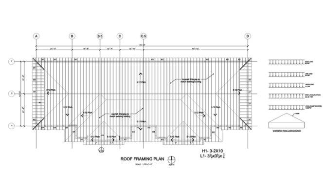 Structural Drafting Drawings Samples Just