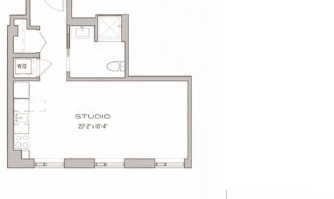 Studio Apartment Best Furniture Layout