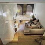 Studio Apartment Space Maximization Square Feet Home