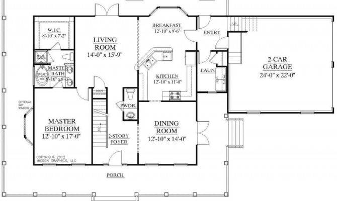 Stunning Bedroom House Plans Collection Awesome