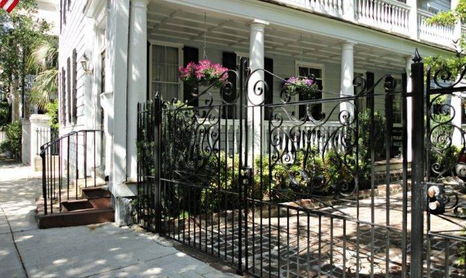 Stunning Charleston Single House Photos Architecture