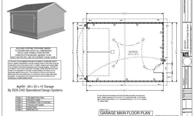 Stunning Garage Plans Photos Architecture