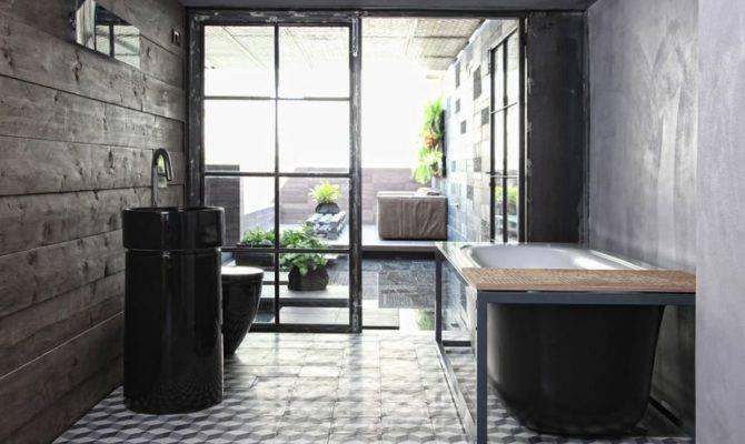 Stunning Greek Loft Doubles Dazzling Design Studio