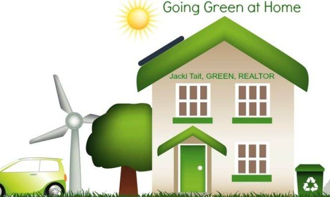 Stunning Green Home House Plans