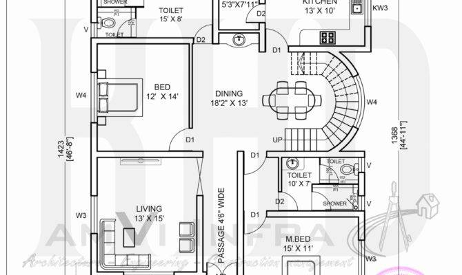 Stunning Ground Floor Plan Home Building