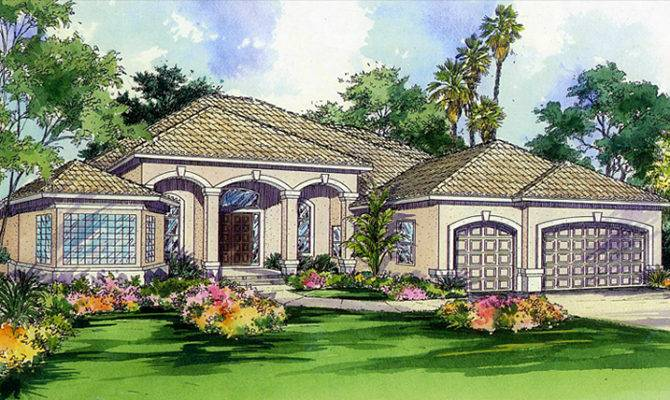 Stunning Luxury House Plans Architecture