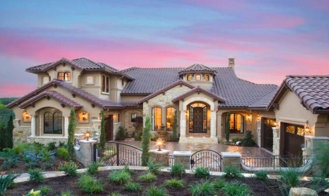 Stunning Mediterranean Exterior Designs Homes