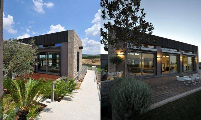 Stunning Modern Residence Thiva Greece