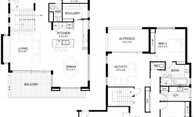 Stunning Modern Residential House Architecture Design