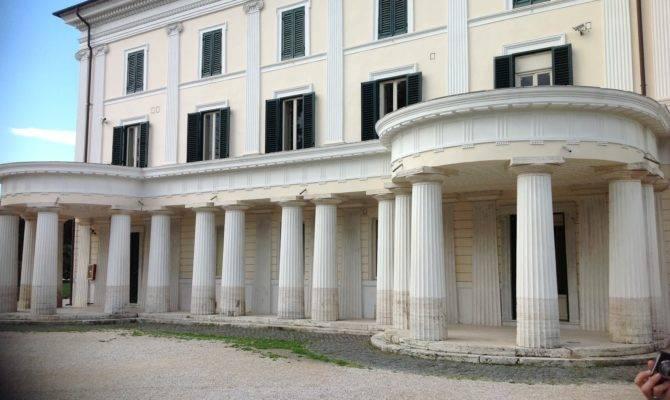 Stunning Modern Roman House Architecture Plans