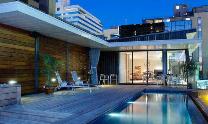 Stunning Relaxing Rooftop Pools Home Design Lover