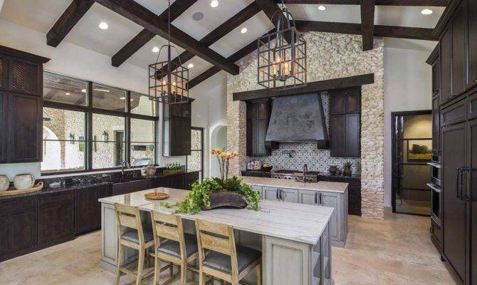 22 Mediterranean Style Homes Interior Is Mix Of Brilliant Thought House Plans