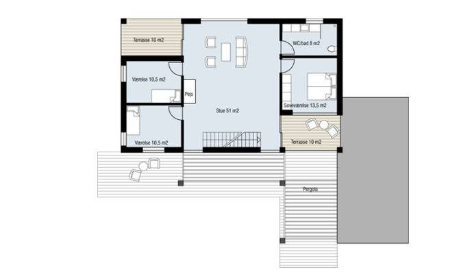 Stunning Simple House Plans Bedroom Building