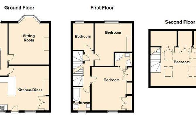 Stunning Smart Floor Plan Home Building Plans