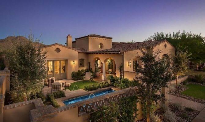 Stunning Southwest Style Home Luxurious Interior Design