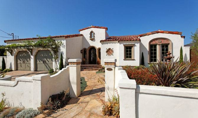 Stunning Spanish Style Home Magnificent Views
