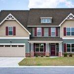 Style Home Dreams Houses Brick Accent Half Grayson Plans