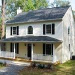 Style Homes House Plans Brick Georgian Cape Cod Cottage
