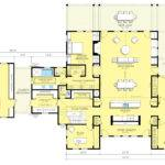 Style House Plan Beds Baths Floor