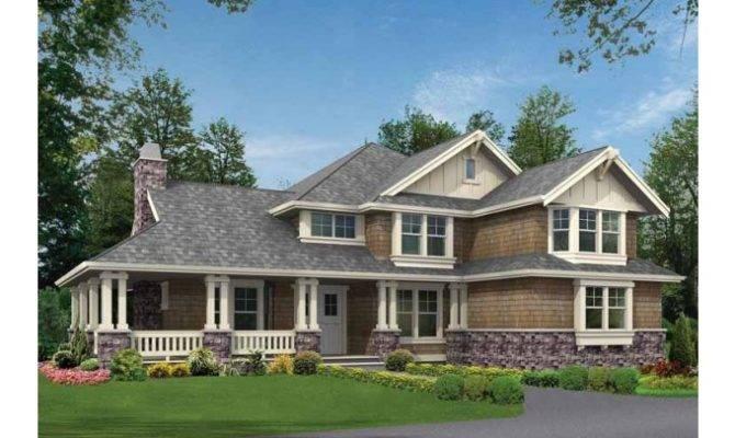 Style House Plans Wrap Around Porch Eplans Craftsman Plan