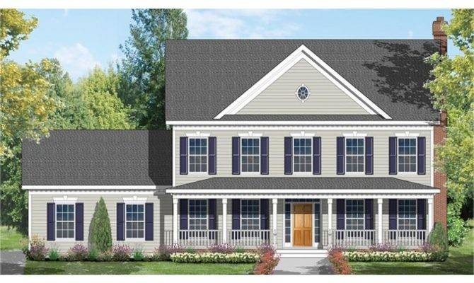 Style Hwbdo Farmhouse Home Plans Builderhouseplans