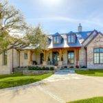 Style Ranch Homes Interior Jewel Texas Beautiful Hill Country