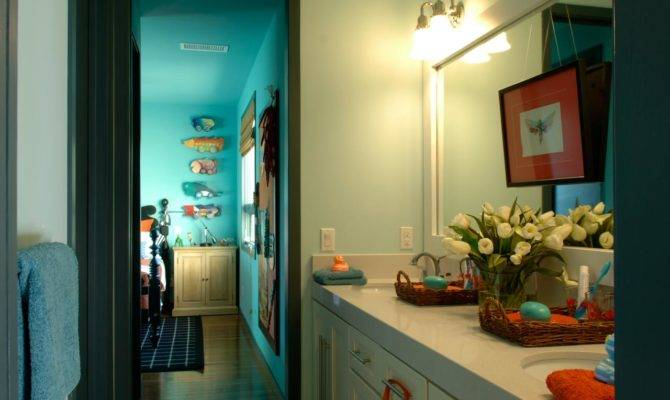 Stylish Bathroom Designs Kids Ideas