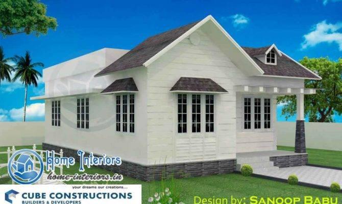 Stylish Kerala Home Design Lakh