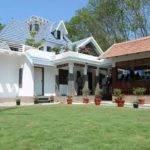 Stylish Kerala House Design Square Feet