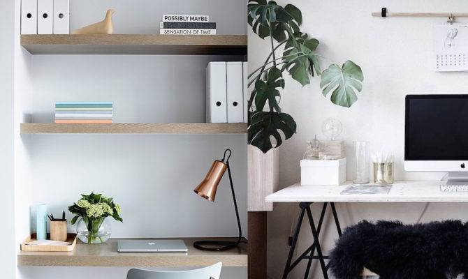 Stylish Minimalist Home Office Designs Ever