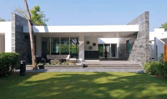 Stylish Modern Dinesh Mills Bungalow Atelier Dnd