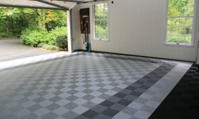 Stylish Modular Floors Tiles Garage Flooring