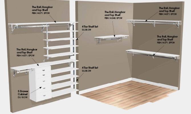 Stylish Walk Closet Design Ideas Interior