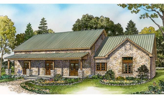 Sugar Tree Rustic Ranch Home Plan House Plans