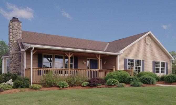 Sugarloaf Modular Home Floor Plan