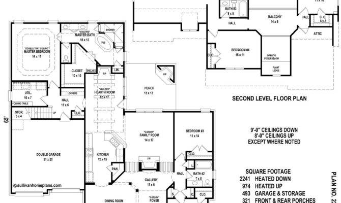 Sullivan Home Plans June