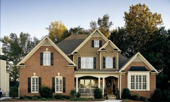 Summerfield Home Plans House Frank Betz Associates