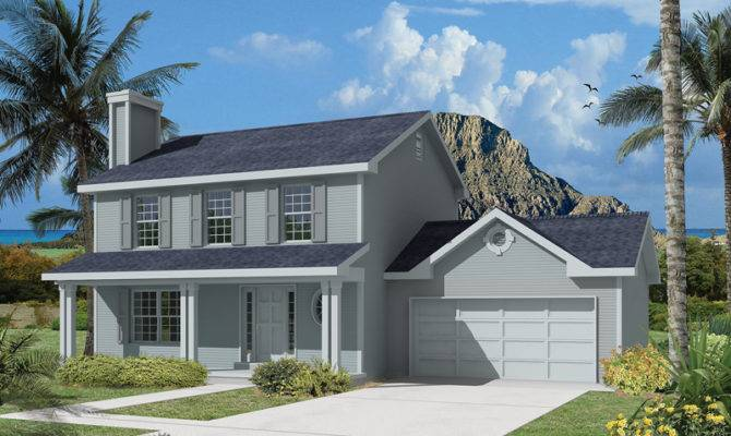 Sunnytree Southern Style Home Plan House Plans More