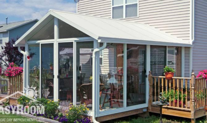 Sunroom Diy Kit Ideas Designs Great Day Improvements