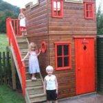 Super Awesome Kids Outdoor Playhouses Kidsomania