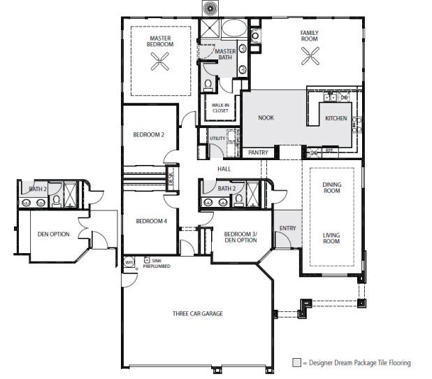 E Efficient House Plans