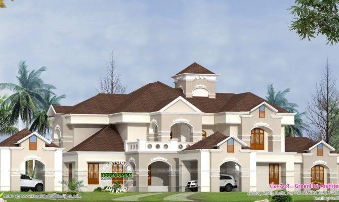 Super Luxury Villa Design Kerala Home