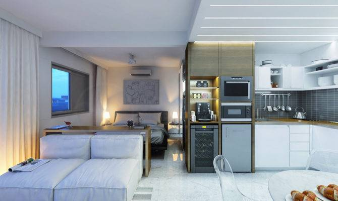 Super Small Apartments Under Square Meters
