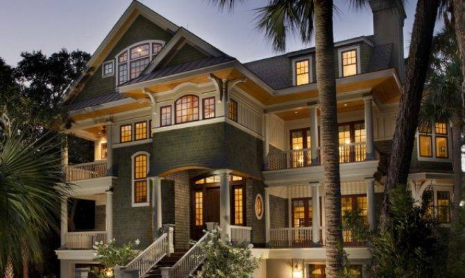 Superb Coastal Home Exterior Designs Beach Lovers
